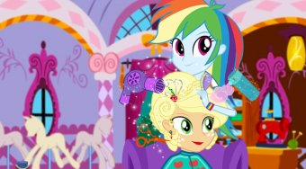Applejack New Hairstyle | Mahee.com