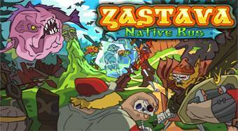 Zastava Native Rus | Free online game | Mahee.com