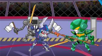 Robo Duel Fight Final | Mahee.fr