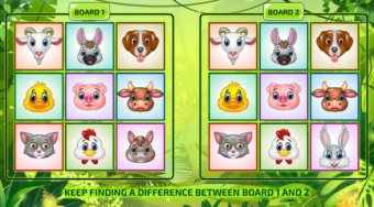 Animals Boards - jeu en ligne | Mahee.fr