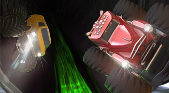 Sewer Truck Racing | Free online game | Mahee.com