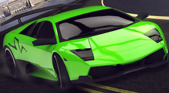 Parking Supercar City 3 - Le jeu | Mahee.fr