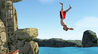 Flip Diving | Free online game | Mahee.com