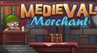Medieval Merchant - online game | Mahee.com