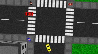 Taxi Drift | Free online game | Mahee.com
