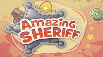 Amazing Sheriff - online game | Mahee.com
