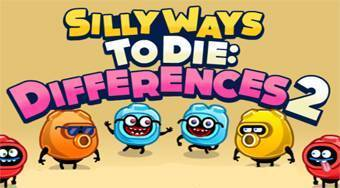 Silly Ways to Die: Differences 2 | Mahee.fr