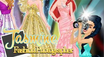 Jasmine Fashion Photographer - Game | Mahee.com