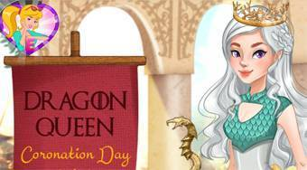 Dragon Queen Coronation Day - Game | Mahee.com