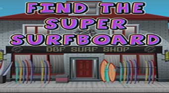 Find The Super Surf Board - online game | Mahee.com
