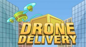 Drone Delivery | Free online game | Mahee.com