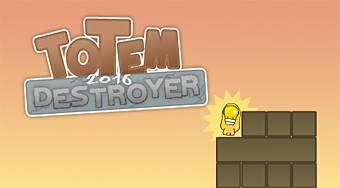Totem Destroyer 2016 | Free online game | Mahee.com