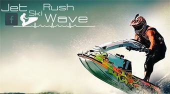 Jet Ski Wave Rush - Game | Mahee.com