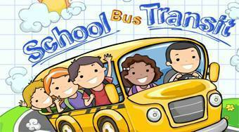 School Bus Tranzit - online game | Mahee.com