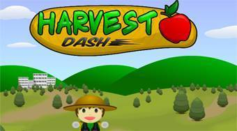 Harvest Dash - Game | Mahee.com