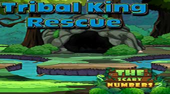 Tribal King Rescue - online game | Mahee.com