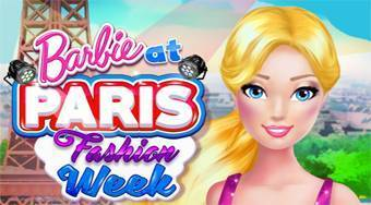 Barbie At Paris Fashion Week - el juego online | Mahee.es