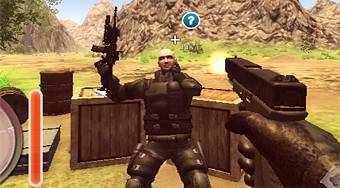 Silent Soldier 3D | Free online game | Mahee.com