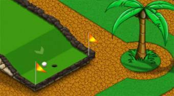 Mini Golf World - online game | Mahee.com
