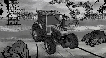 China Tractor Racing 2 | Mahee.fr