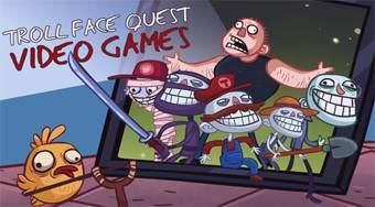 Trollface Quest: Video Games | Free online game | Mahee.com