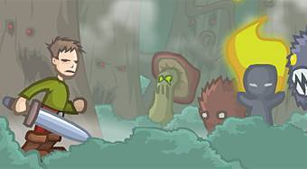 Evil Forest | Free online game | Mahee.com