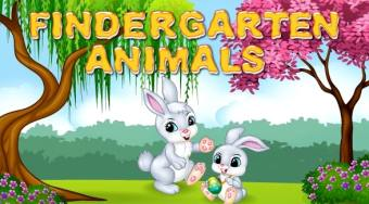 Findergarten Animals | Mahee.fr