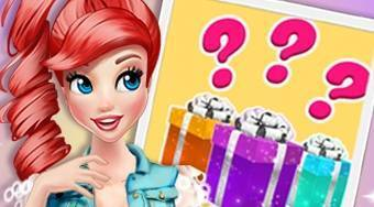Ariel Birthday Gift - online game | Mahee.com