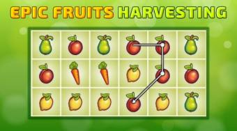 Epic Fruit Harvesting | Free online game | Mahee.com