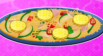 Cooking Chicken Avocado Pizza - online game | Mahee.com