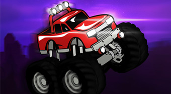Monstertruck Superhero 2 - Game | Mahee.com