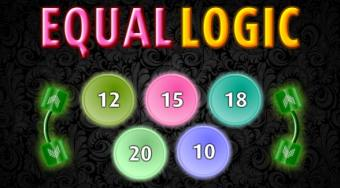 Equal Logic | Free online game | Mahee.com