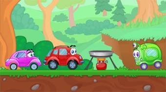 Wheely 8: Aliens - Game | Mahee.com