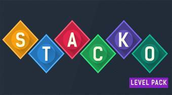 Stacko Level Pack | Free online game | Mahee.com