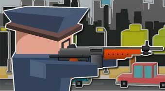 Cubic Attack | Free online game | Mahee.com