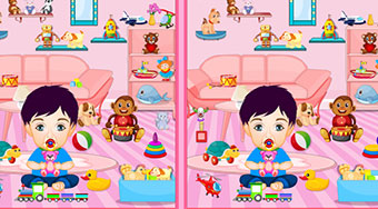Baby Toys Room Find 10 Diff | Mahee.es