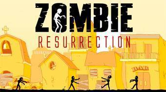 Zombie Ressurection | Free online game | Mahee.com
