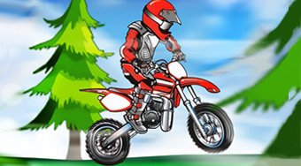 Moto Alpine Adventure | Free online game | Mahee.com