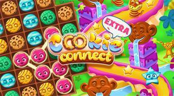 Cookie Connect Extra - online game | Mahee.com