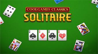 Classic Solitaire - Game | Mahee.com