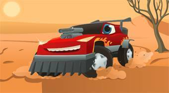 Car Yard Derby - online game | Mahee.com