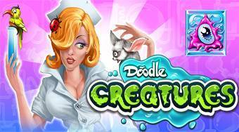 Doodle Creatures | Free online game | Mahee.com