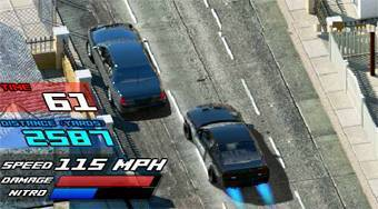 Traffic Collision 2 - Game | Mahee.com