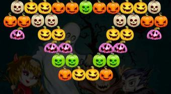 Bubble Shooter Halloweenized | Mahee.com