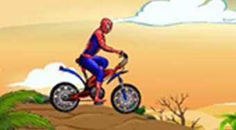 Spider-Man Monster Journey | Free online game | Mahee.com