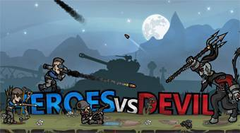 Heroes vs Devil - Game | Mahee.com