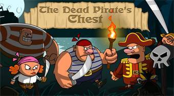 The Dead Pirate's Chest - online game | Mahee.com