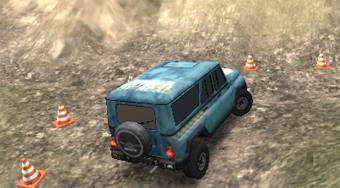 Russian Extreme Offroad | Free online game | Mahee.com