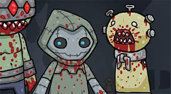 ReZer My Little Zombies - online game | Mahee.com