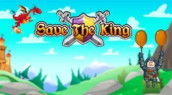 Save the King - Game | Mahee.com